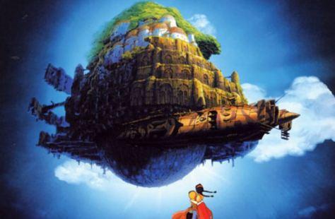 Das Schloss im Himmel