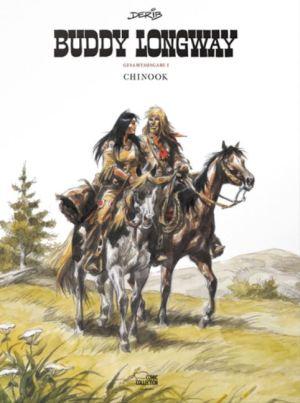 Derib: Buddy Longway – Gesamtausgabe 2: Kathleen und Jeremiah