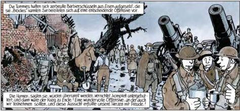 Jacques Tardi: Elender Krieg 1914-1919