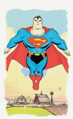 Superman for all Seasons