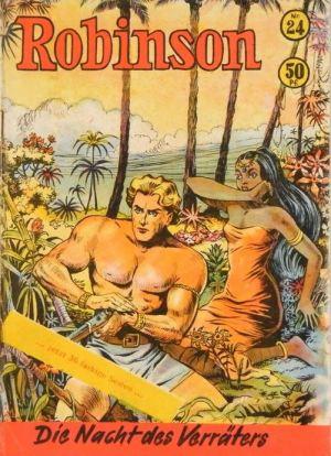 Das Logbuch des Robinson