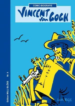 Willi Blöß: Künstler-Biografien als Comics
