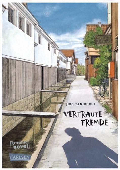 Jiro Taniguchi: Vertraute Fremde