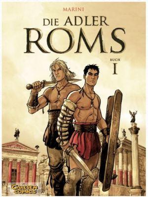 Enrico Marini: Die Adler Roms