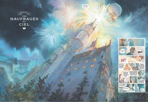 Alex Alice: Das Schloss in den Sternen