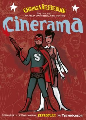 Charles Berberian: Cinerama