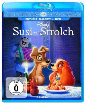 Walt Disney: Susi und Strolch