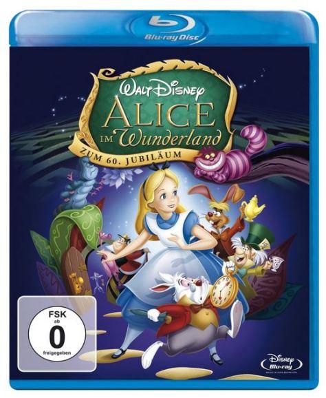 Walt Disney: Alice im Wunderland
