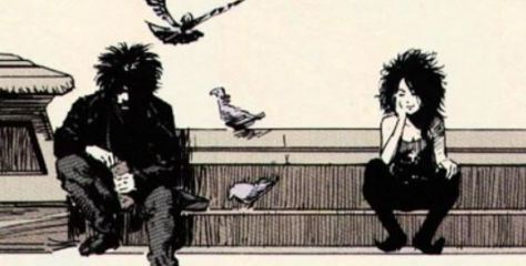 Neil Gaiman: Death