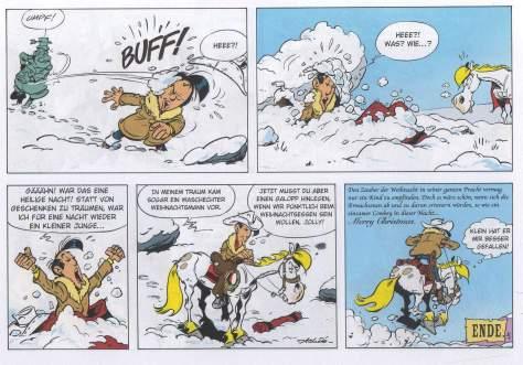 Achdé: Lucky Luke # 94 – Martha Pfahl