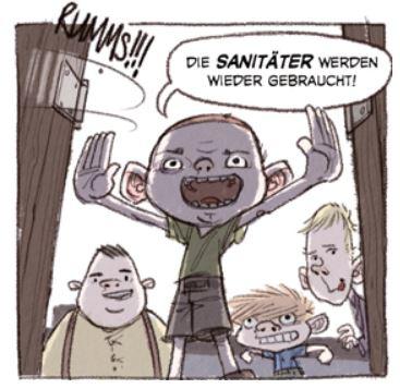 Karl Valentin - Sein ganzes Leben in einem Comic