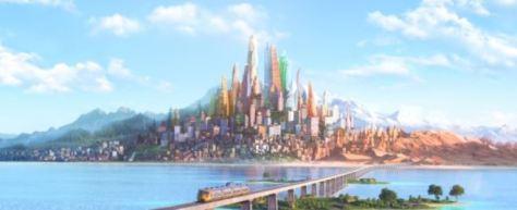 Walt Disney: Zoomania