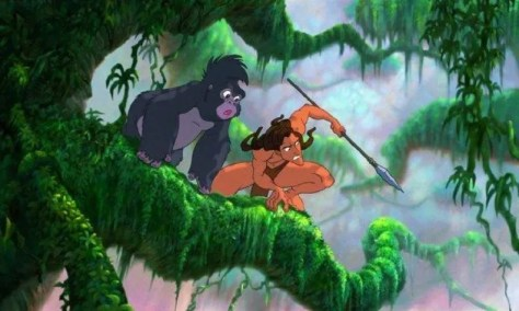 Walt Disney: Tarzan