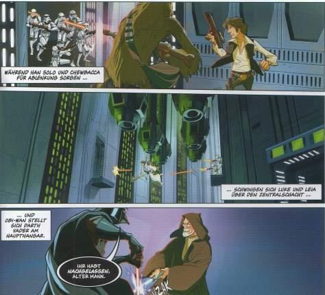 Star Wars Classics Eine neue Hoffnung