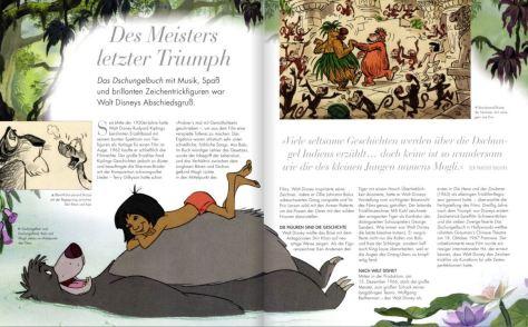 Das Disney Buch - Die magische Welt von Disney