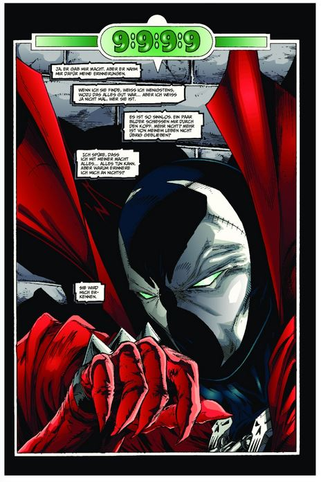 Todd McFarlane: Spawn Origins Collection