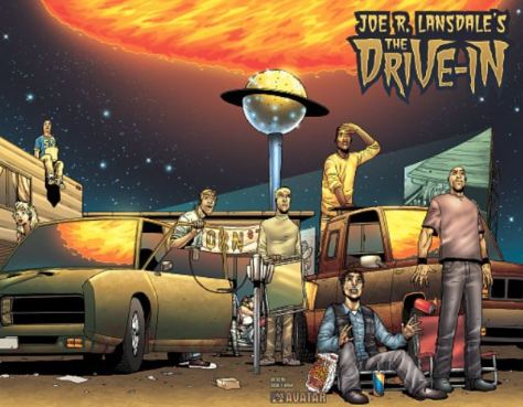 Joe R. Lansdale: Drive-In