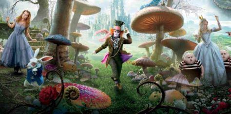 Tim Burton: Alice im Wunderland