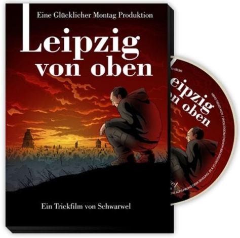 Schwarwel: Leipzig von oben