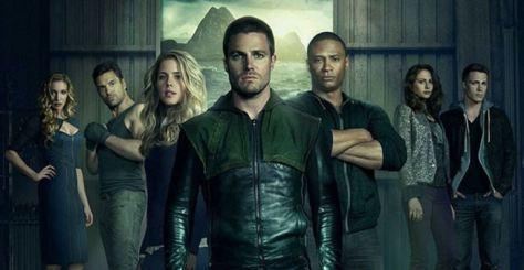 Arrow – Helden und Schurken