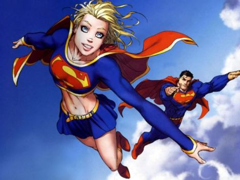 Batman / Superman: Supergirl