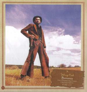 Bonanza Johnny Cash