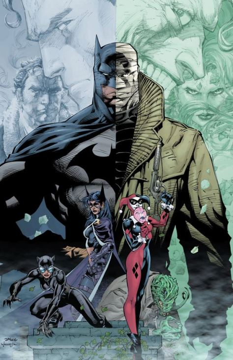 Jeph Loeb & Jim Lee: Batman - Hush