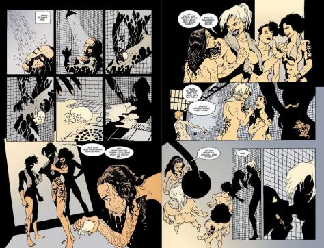 Brian Azzarello & Eduardo Risso: 100 Bullets