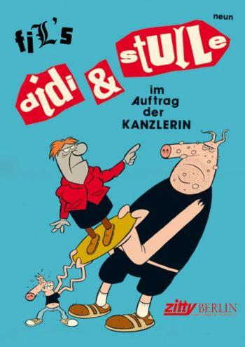 Fil: Didi & Stulle # 9: Im Auftrag der Kanzlerin