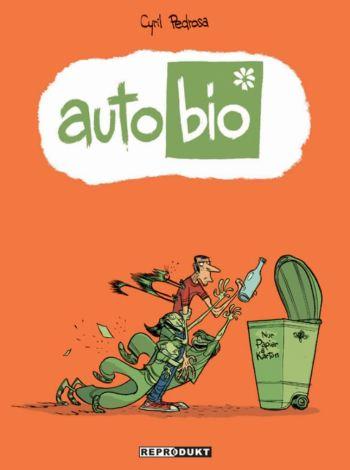 Cyril Pedrosa: Auto-Bio