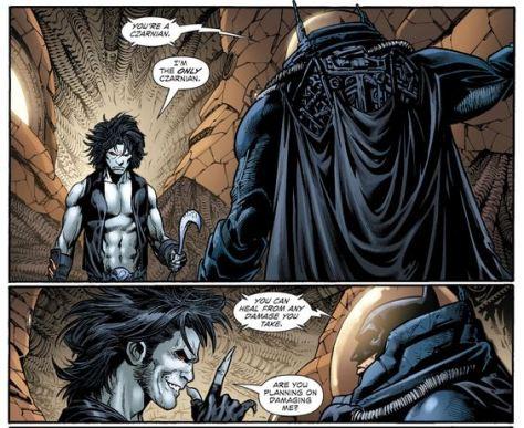 Lobo vs. Batman