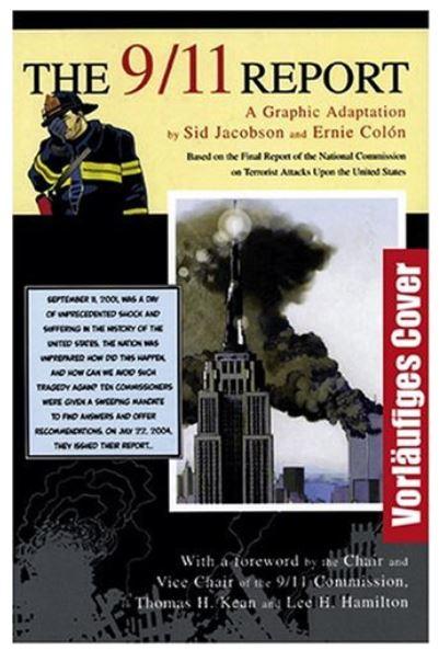 9/11 Report: Die Comic-Adaption