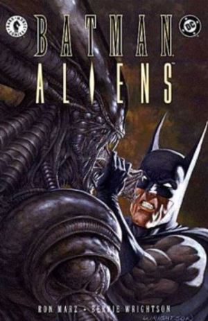 Batman vs. Aliens