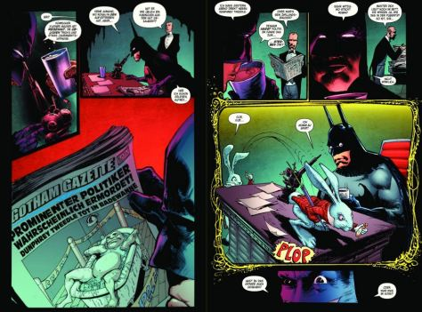 Batman – Hinter den Spiegeln