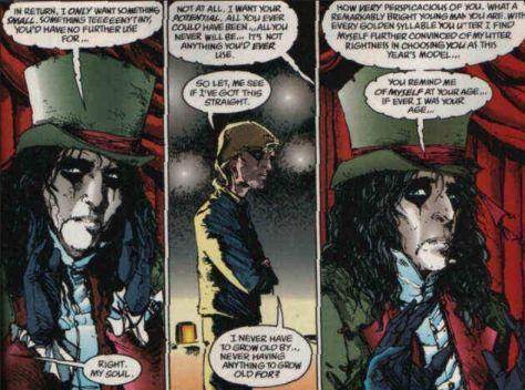 Neil Gaiman: Alice Cooper – Die letzte Versuchung