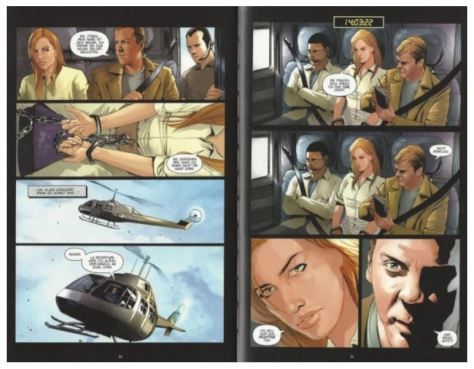 24 - Der offizielle Comic zur TV-Kultserie