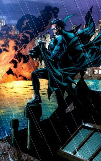 Batman R.I.P. - Nightwing
