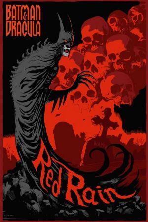 Batman & Dracula: Roter Regen