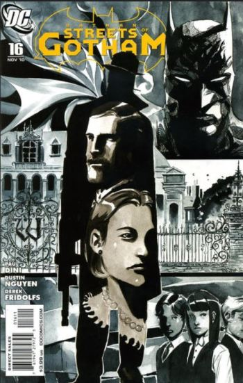 Batman: Familiengeschichten
