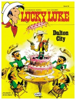 Lucky Luke: Dicke Luft in Dalton City