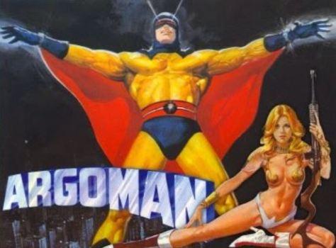 Argoman: Der phantastische Supermann