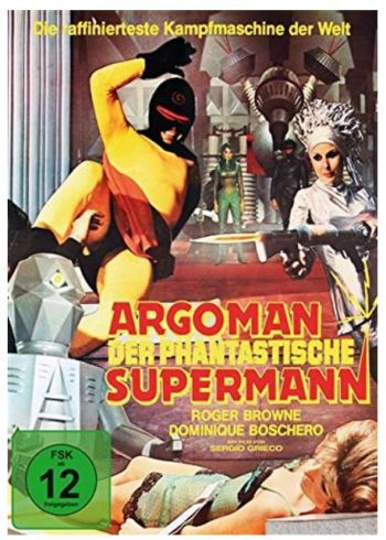 Argoman: Der phantastische Supermann