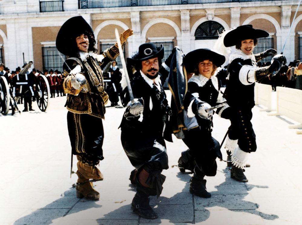 Die 3 Musketiere 1973