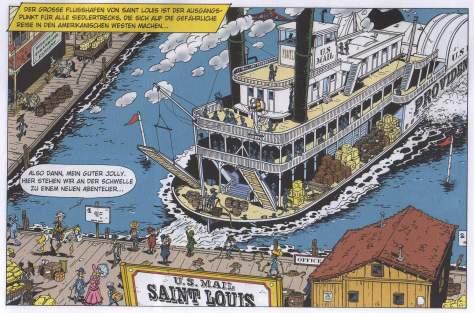 Lucky Luke # 95: Das gelobte Land