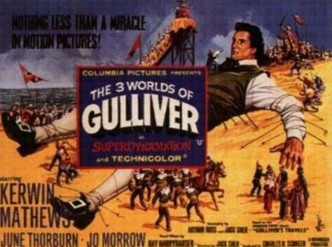 Die drei Welten des Gullivers