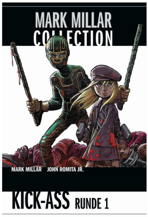 Mark Millar Collection: Bd. 3: Kick-Ass Runde 1