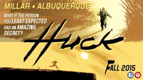 Mark Millar: Huck