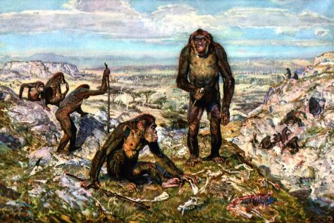 Paläo-Art – Darstellungen der Urgeschichte