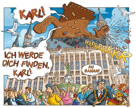 Karl der Kleine: Die Printe des Teufels