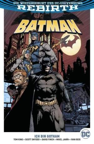 Batman: Ich bin Gotham